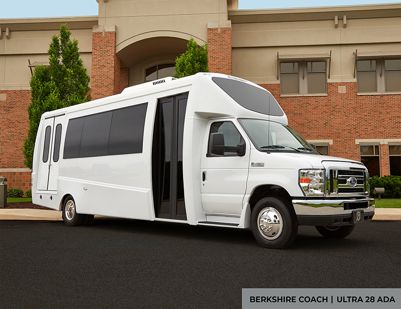 Berkshire Coach Ultra 28 ADA Brochure