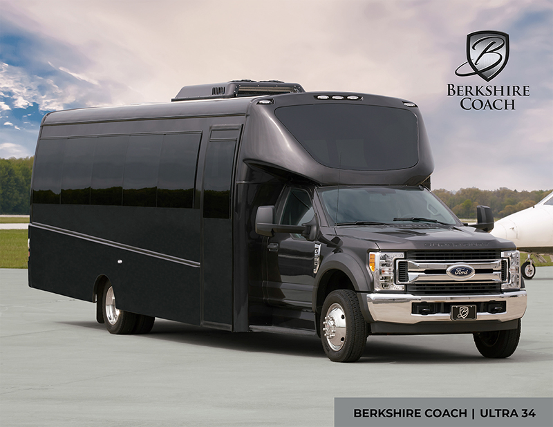 Berkshire Coach Ultra 34 Brochure